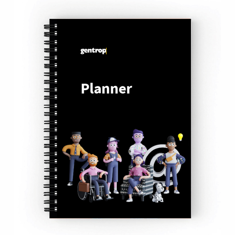 Planner | Capa Mascotes Gentrop